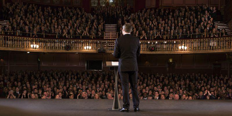 public speaking luiss
